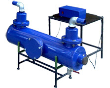 UV water disinfection system (with a stand)