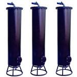 Фильтры для воды на основе активированного угля