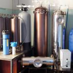 Пятиступенчатая система водоподготовки
